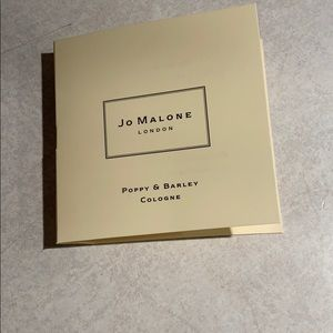 Jo Malone London poppy and barley